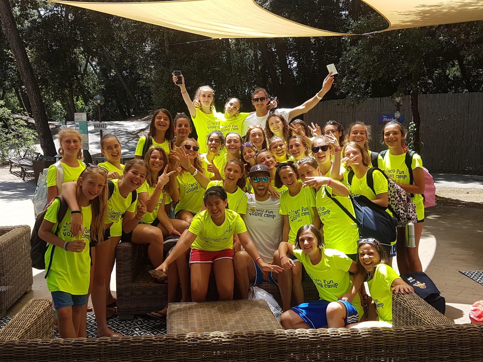 camp estivo