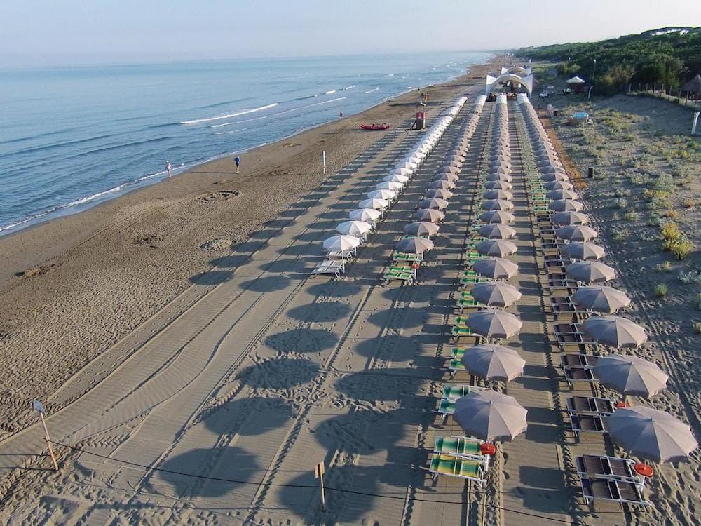 spiaggia paradu